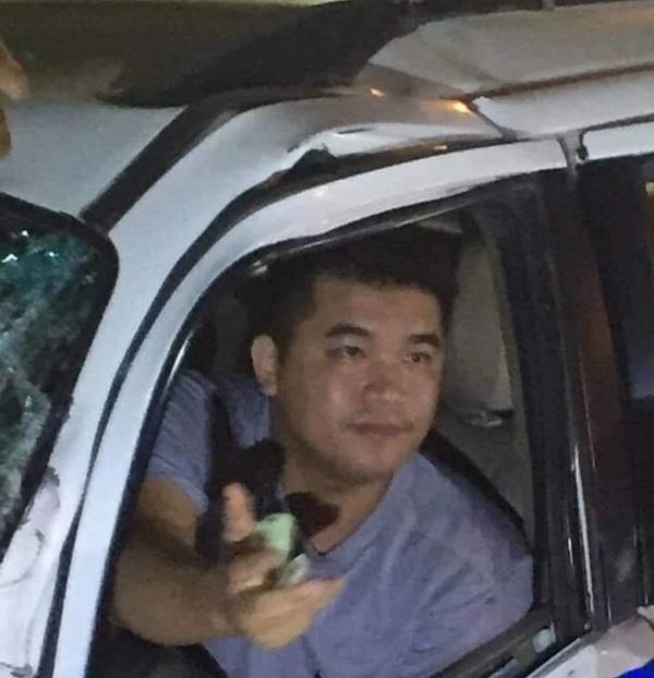 Vợ người bán hoa quả bị xe CSGT tông tử vong: 'Chiếc xe đó tông chồng em khi chưa làm tiệc thôi nôi cho con gái' - Ảnh 2