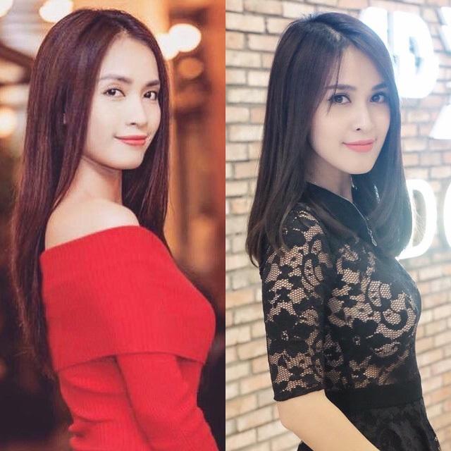 Không thể tin được trong làng giải trí Việt lại có những cặp sao giống nhau như chị em ruột thế này - Ảnh 14