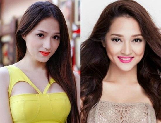 Không thể tin được trong làng giải trí Việt lại có những cặp sao giống nhau như chị em ruột thế này - Ảnh 15