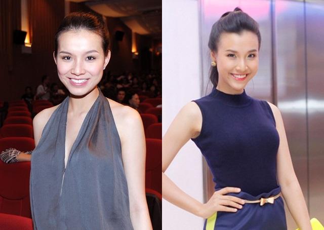 Không thể tin được trong làng giải trí Việt lại có những cặp sao giống nhau như chị em ruột thế này - Ảnh 2
