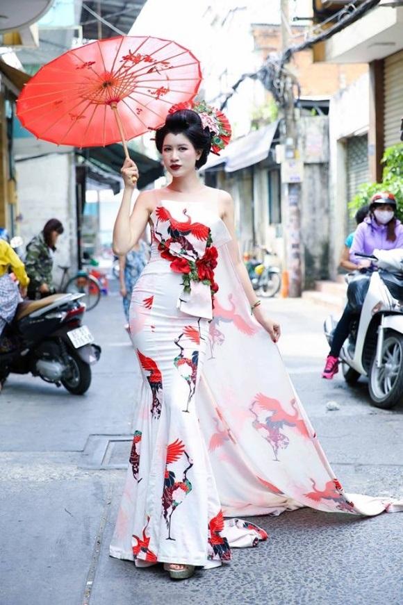 Sao Việt 'biến hóa khôn lường' trong dịp lễ hội Halloween 2017 - Ảnh 15
