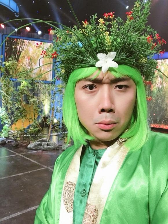 Sao Việt 'biến hóa khôn lường' trong dịp lễ hội Halloween 2017 - Ảnh 6