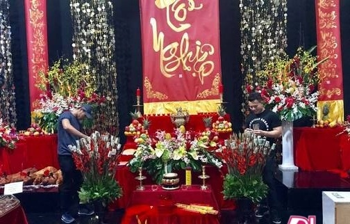 Nghệ sĩ hải ngoại chuẩn bị lễ cúng giỗ tổ nghề sân khấu linh đình