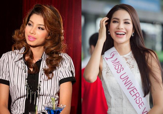 Hồi thi Việt Nam Next top model, nàng