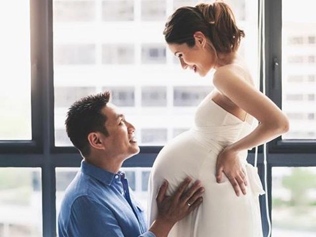 6 dấu hiệu thai nhi đã tụt xuống dưới, sẵn sàng cất tiếng khóc chào đời - Ảnh 2