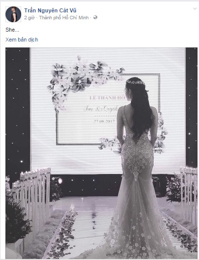 Sau nhiều lần hợp tan, Tim và Trương Quỳnh Anh sẽ tổ chức đám cưới vào ngày 27/8? - Ảnh 1