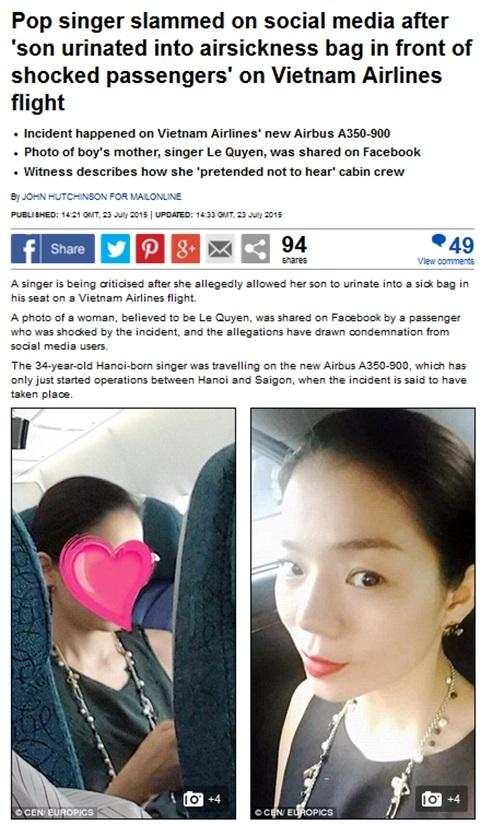 Sao Việt và những hành động phản cảm khi đi máy bay khiến công chúng 'đỏ mặt' - Ảnh 4