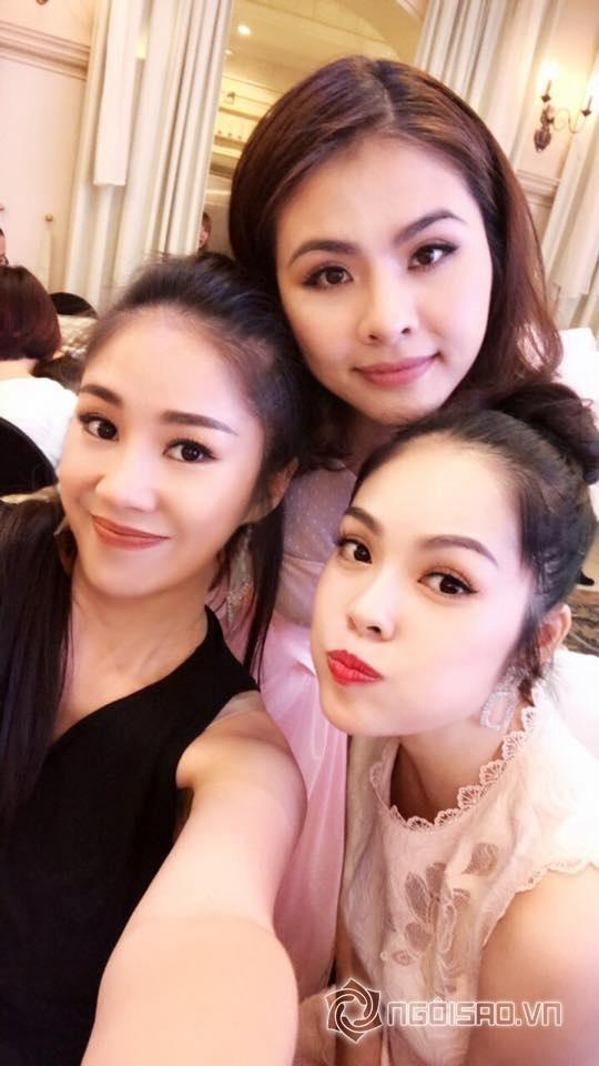 Lê Phương - Trung Kiên tay trong tay đến dự tiệc sinh nhật của con gái Vân Trang và chồng đại gia - Ảnh 1