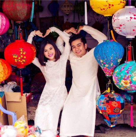 Lê Phương - Trung Kiên tay trong tay đến dự tiệc sinh nhật của con gái Vân Trang và chồng đại gia - Ảnh 6
