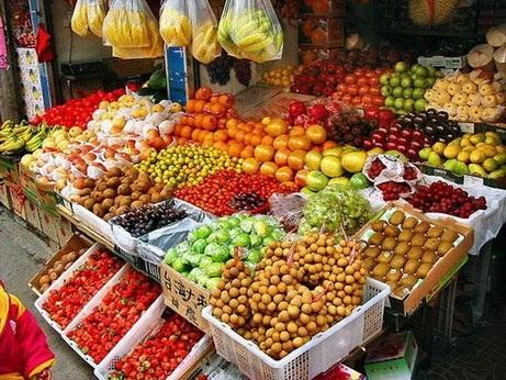 Hoa quả Trung Quốc nhiễm độc tràn lan thị trường Việt dịp cuối năm - Ảnh 2