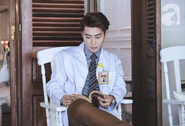 Chàng bác sĩ phụ sản đẹp trai như diễn viên Hàn kể về những khoảnh khắc 'đỏ mặt' với chị em - Ảnh 4