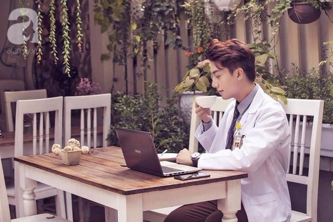 Chàng bác sĩ phụ sản đẹp trai như diễn viên Hàn kể về những khoảnh khắc 'đỏ mặt' với chị em - Ảnh 5