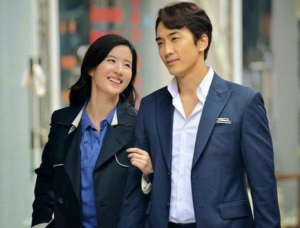 3 năm hò hẹn, chuyện tình Song Seung Hun - Lưu Diệc Phi kết thúc buồn như phim 'Third Love' - Ảnh 2