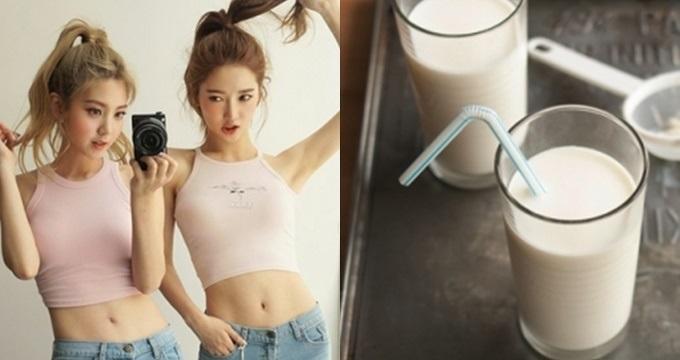 Sữa tươi không chỉ để uống mà còn dùng để thay thế toàn bộ mỹ phẩm nữa đấy - Ảnh 1