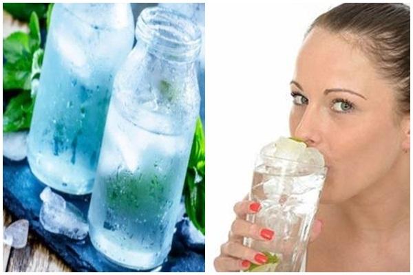 Những tại hại của việc uống quá nhiều nước đá lạnh vào mùa nóng