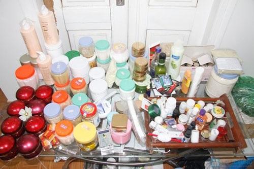 'Rước họa' với tác hại của kem tắm trắng da tự chế tại nhà