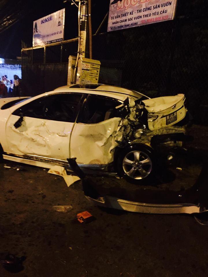 Gia Lai: Tai nạn giao thông nghiêm trọng, một nữ sinh cấp 3 tử vong - Ảnh 3