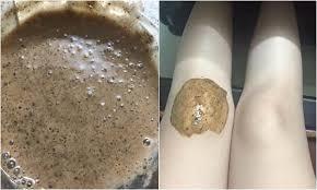 Da bật tông nhanh chóng khi tắm trắng bằng bia và bột đậu đỏ.