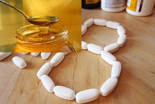 Tắm trắng bằng vitamin B1 và mật ong dễ thực hiện tại nhà