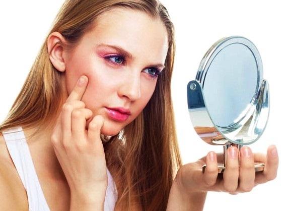 Ngưng sử dụng cách tắm trắng da đang dùng nếu bị dị ứng