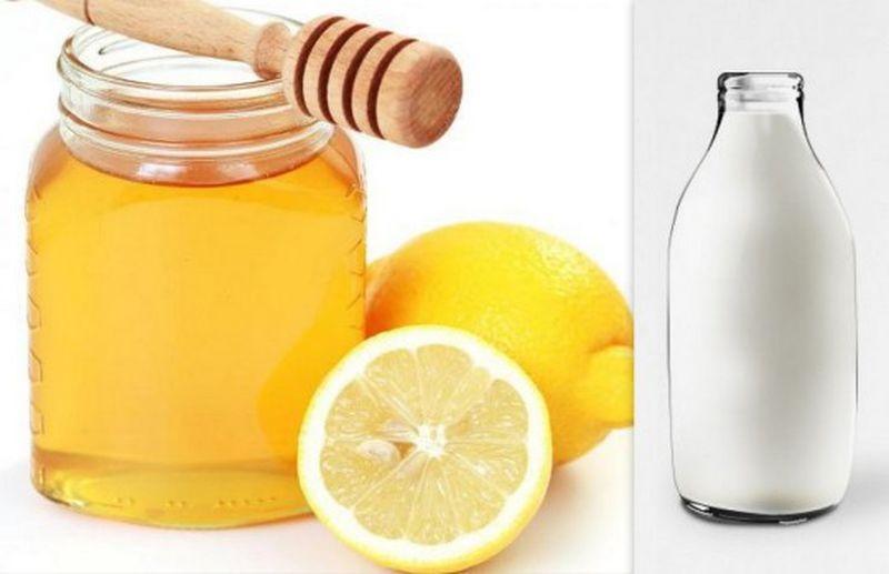 Tắm trắng tại nhà hiệu quả bằng sữa tươi, chanh và mật ong