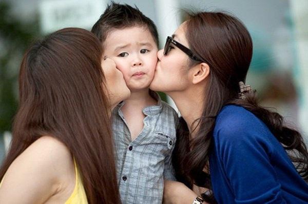 Con trai Thân Thúy Hà bất ngờ gây sốc đối với Tăng Thanh Hà