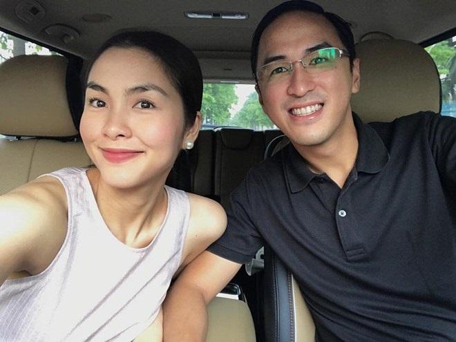 Tăng Thanh Hà được ông xã doanh nhân tặng quà mừng sinh nhật 31 tuổi