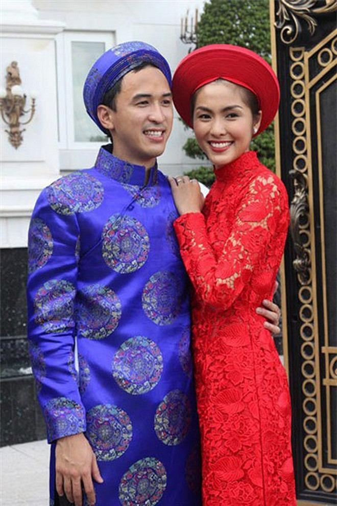 Một năm hỷ sự, sao Việt nào mặc đồ truyền thống đẹp nhất - Ảnh 4