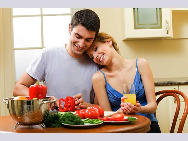 Xây dựng chế độ dinh dưỡng phù hợp trước khi mang thai