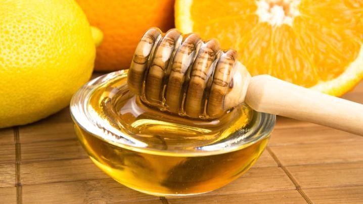 Tẩy tế bào chết bằng mật ong và chanh