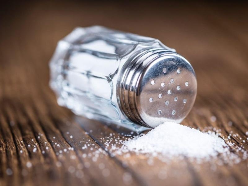 Tẩy tế bào chết bằng muối tinh