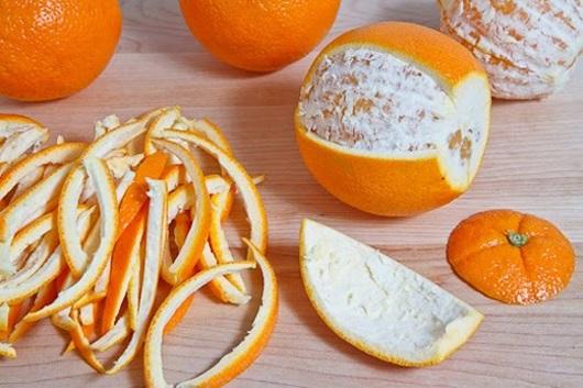 Tẩy trắng răng trong vài phút với vỏ cam, vỏ chanh - Ảnh 3