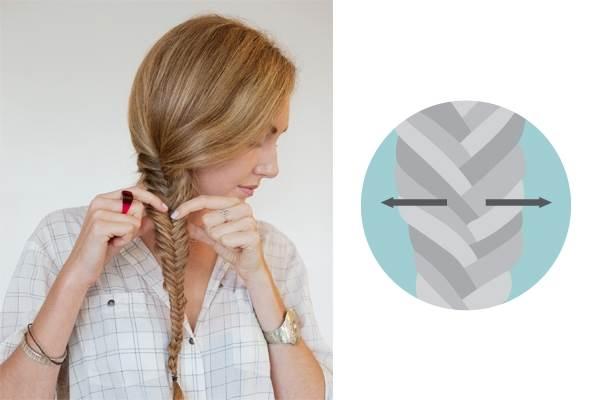 Các kiểu thắt tóc dễ thương thịnh hành vào mùa thu đông năm nay - Ảnh 2