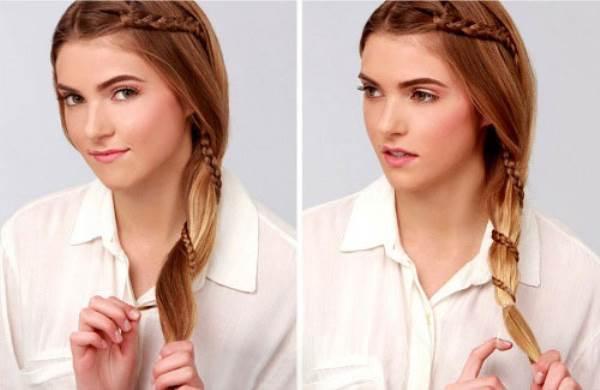 Các kiểu tết tóc đẹp nhất cho nàng tự tin xuống phố - Ảnh 2
