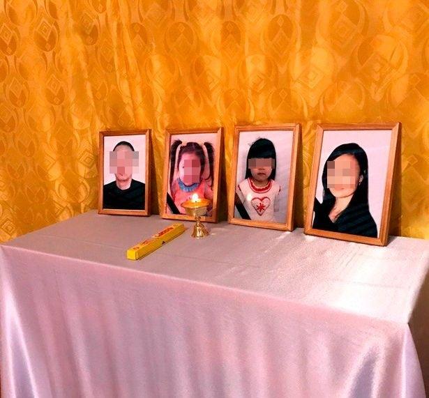 Kinh hoàng: Cô gái giết cả 4 người trong gia đình người tình - Ảnh 2