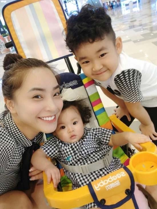 Sau khi sinh con với Thành Đạt, Hải Băng vô tư nói về gia đình và con riêng của chồng - Ảnh 2