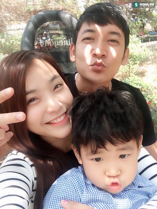 Sau khi sinh con với Thành Đạt, Hải Băng vô tư nói về gia đình và con riêng của chồng - Ảnh 4