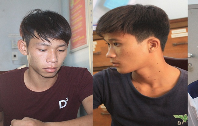 Nhóm thanh niên đi Exciter cướp giật tài sản hàng loạt phụ nữ ở Đà Nẵng - Ảnh 1