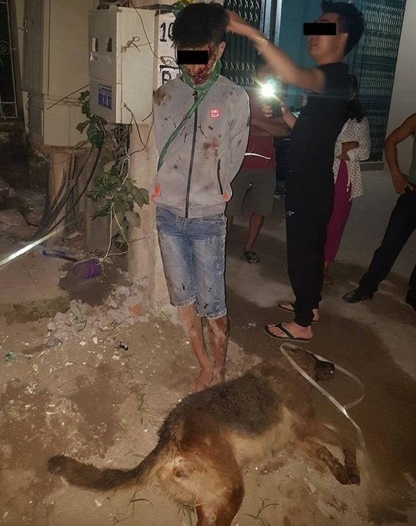 Thanh niên trộm chó bị treo cổ: Cư dân mạng tranh cãi nảy lửa nên tha hay nên đánh - Ảnh 1