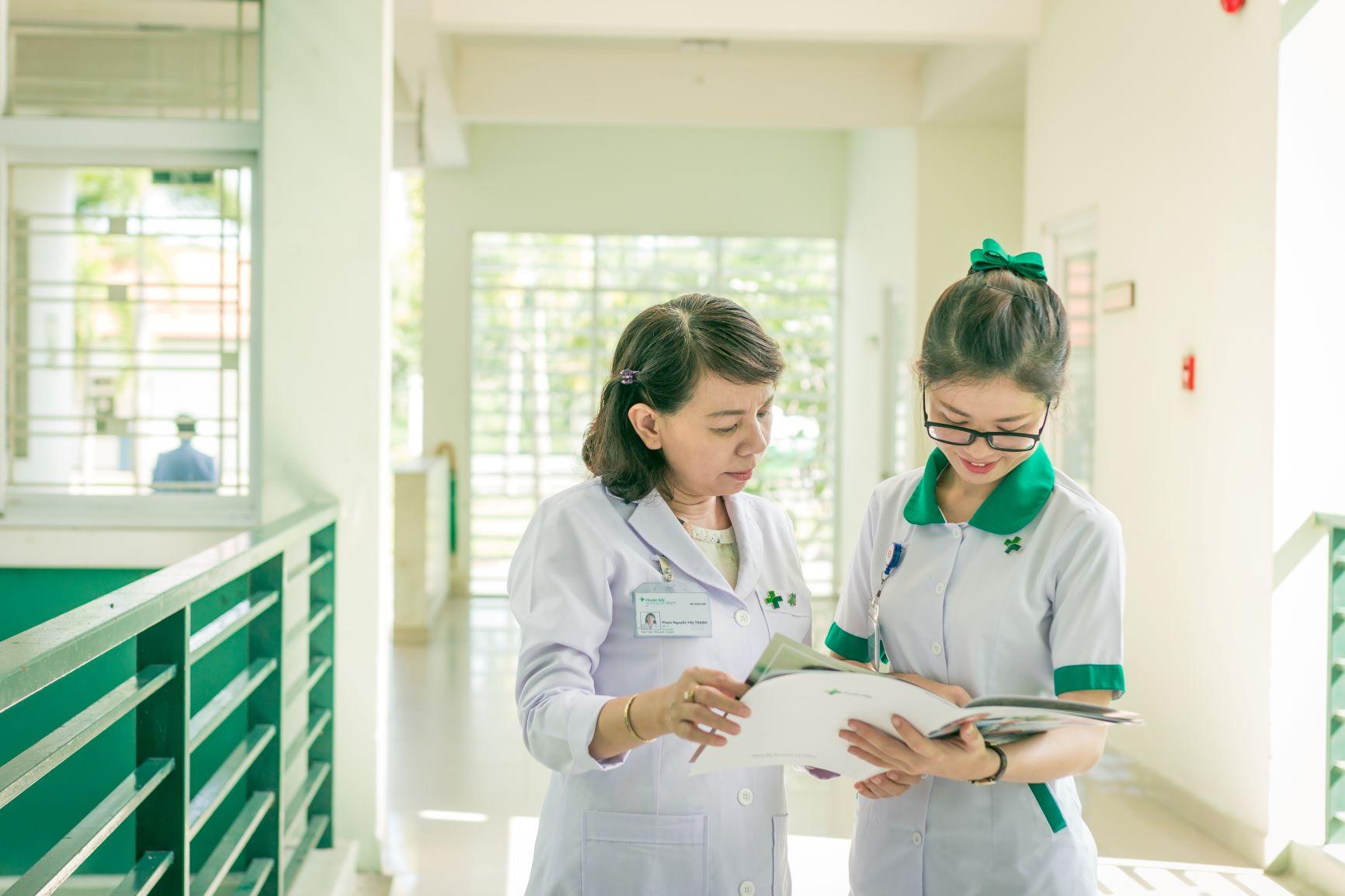 Nhiều hoạt động vì sức khỏe cộng đồng của Tập đoàn Y khoa Hoàn Mỹ trong tháng kỷ niệm 22 năm thành lập  - Ảnh 2