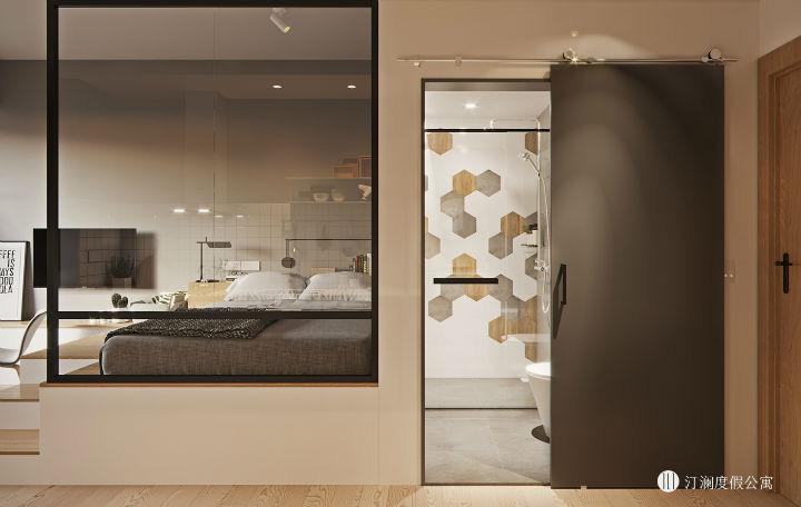 Ý tưởng thiết kế căn hộ kiểu studio 25m² nhỏ xinh, chất ngất ai nhìn cũng mê tít - Ảnh 5