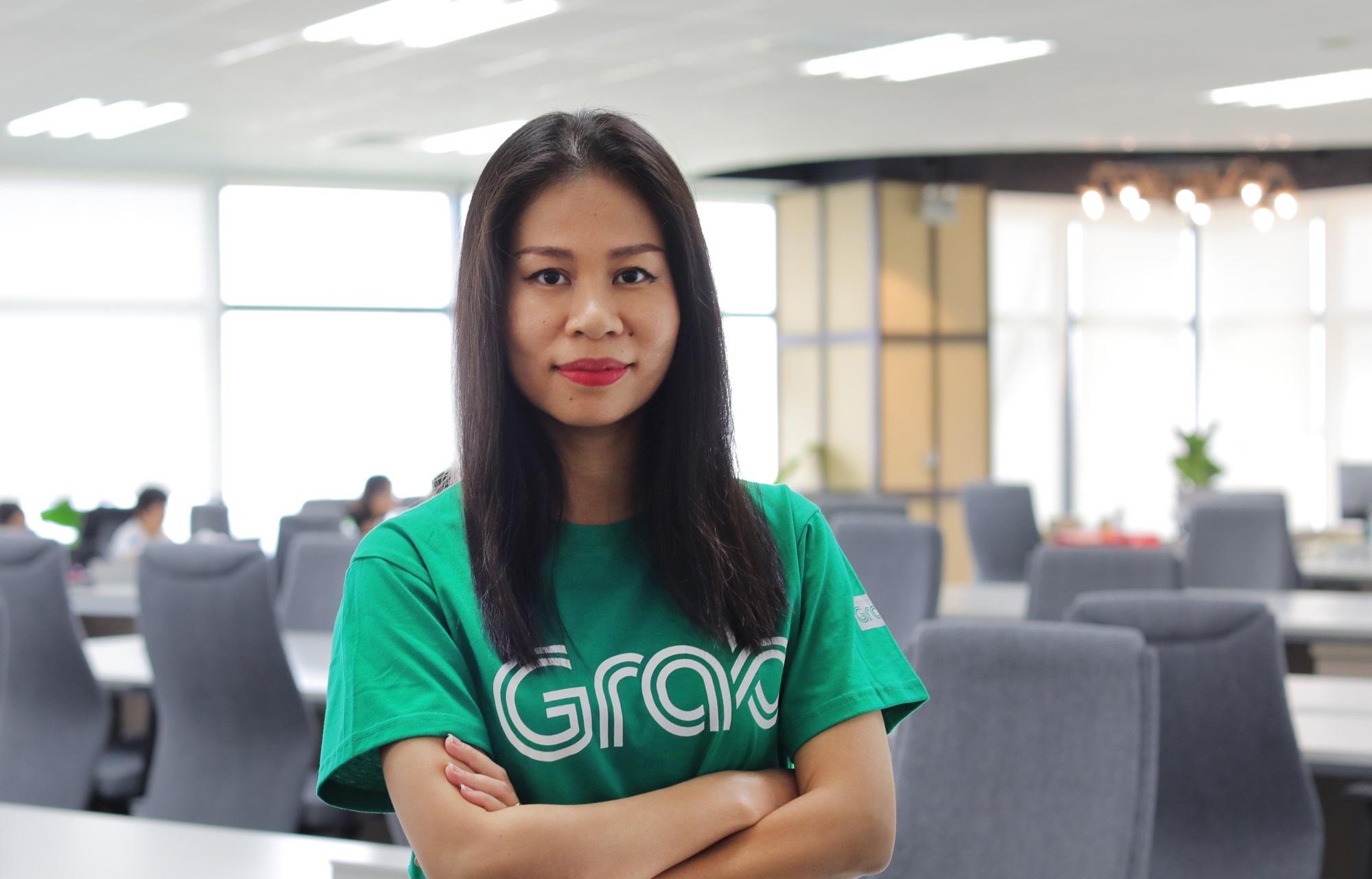 Chân dung nữ Giám đốc điều hành 8X của Grab Việt Nam Nguyễn Thái Hải Vân - Ảnh 1
