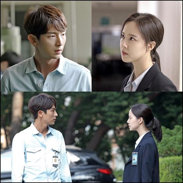 Lee Jun Ki và Moon Chae Won tái hợp vào vai vợ chồng trong phim hình sự mới - Ảnh 2