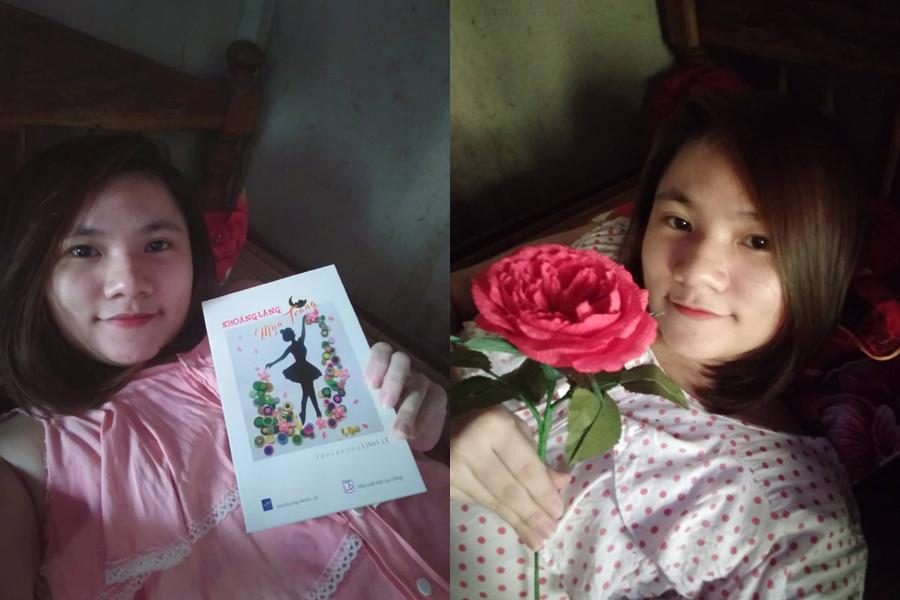 Cô gái xương thủy tinh vượt qua số phận, viết sách về cuộc đời mình - Ảnh 4