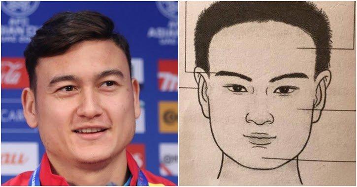 Lý giải nét tướng giúp Đặng Văn Lâm trở thành thủ môn xuất sắc hàng đầu Việt Nam - Ảnh 1
