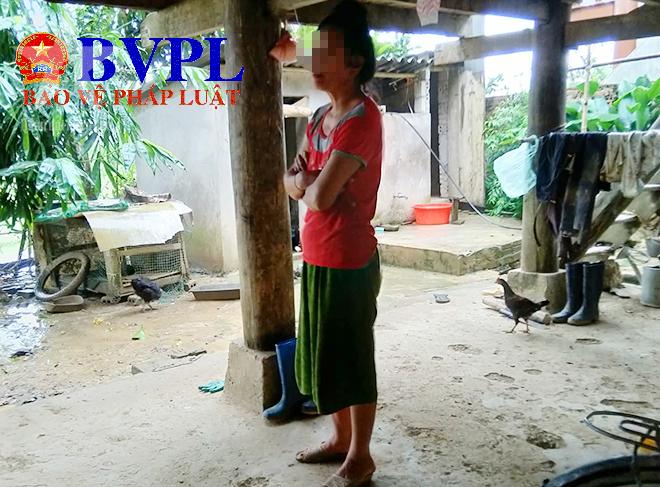 Bất ngờ lời tâm sự của người mẹ con nghiện hiếp dâm nữ sinh giao gà ở Điện Biên - Ảnh 1