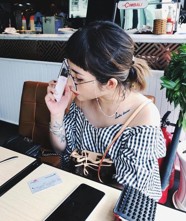 Tóc mái Maruko: 'Mốt mới' mùa lễ hội khiến sao Việt 'say như điếu đổ' - Ảnh 10