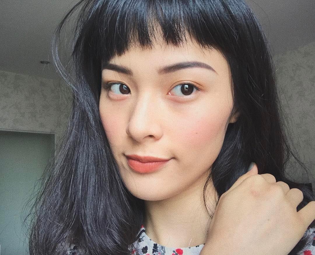 Tóc mái Maruko: 'Mốt mới' mùa lễ hội khiến sao Việt 'say như điếu đổ' - Ảnh 12