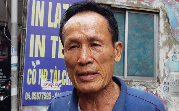 Ông Hiệp 'khùng' bị khởi tố vì liên đến vụ cháy làm 2 người chết ở Hà Nội - Ảnh 1