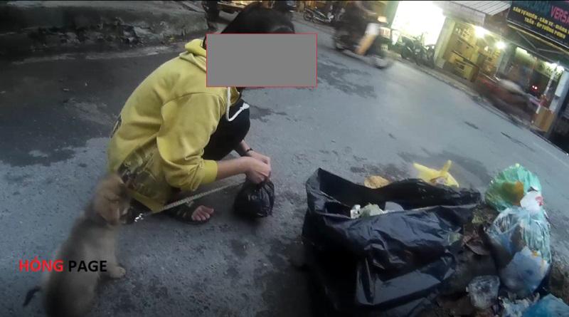 Rùng mình với hình ảnh những bào thai không nguyên vẹn bị vứt bỏ trong túi rác trước cửa phòng khám  - Ảnh 2